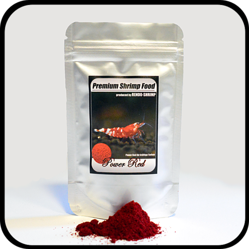 POWER RED 30g Futterzusatz