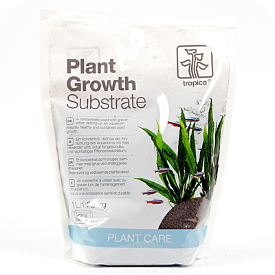 Plant Growth Substrate 2,5 Liter