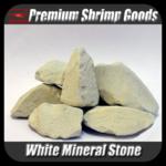 White Mineral Stone