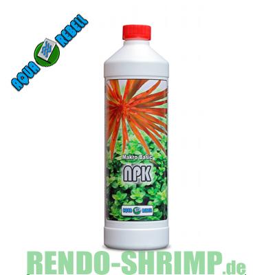 makro basic npk 1000 ml aqua rebell d nger rendo shrimp shop. Black Bedroom Furniture Sets. Home Design Ideas