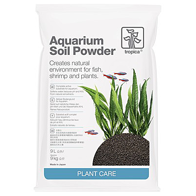Tropica Aquarium Soil Powder 9 Liter